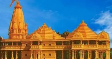 श्रीरामजन्मभूमि शिलान्यास पर हिन्दू युवा वाहिनी के प्रवक्ता पंडित जे. के. शुक्ला जी ने कहा अपवित्र मुसलमानो द्वारा न डाली जाये मिट्टी